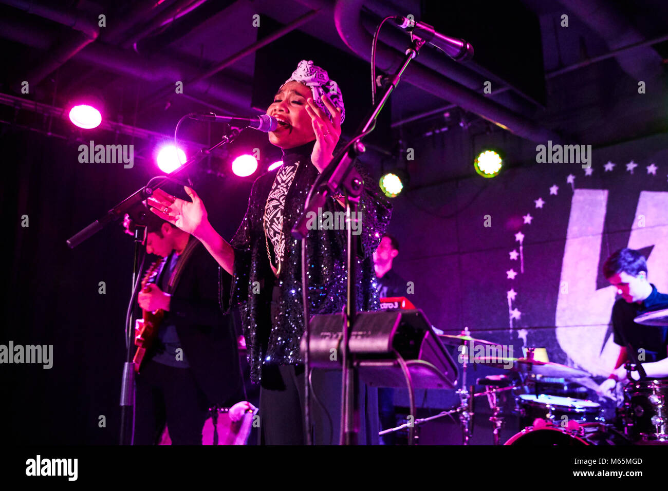Yuna High Resolution Stock Photography and Images - Alamy