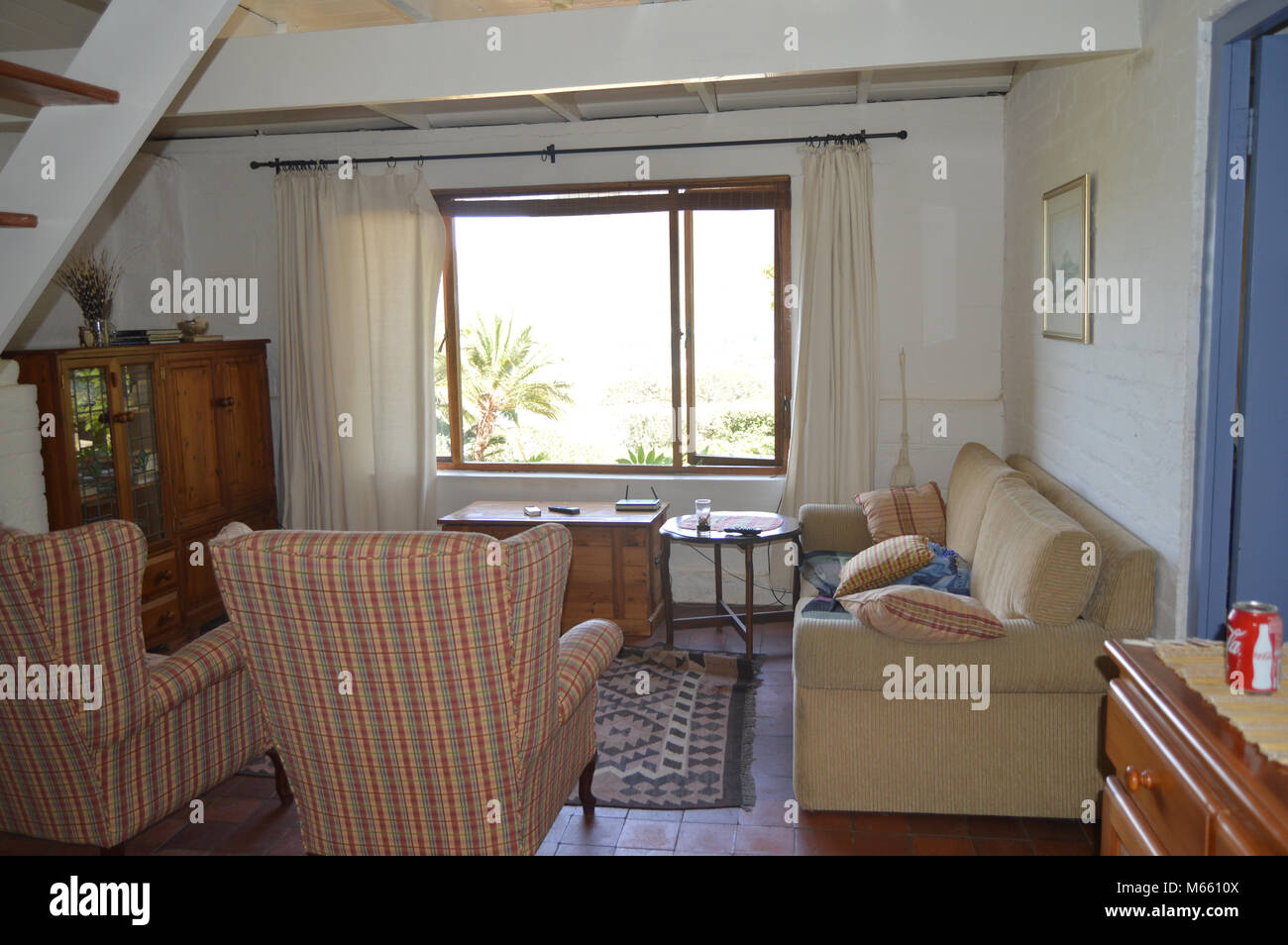 Wolvekrantz accomodation in Hout Bay Cape Town - Stock Image
