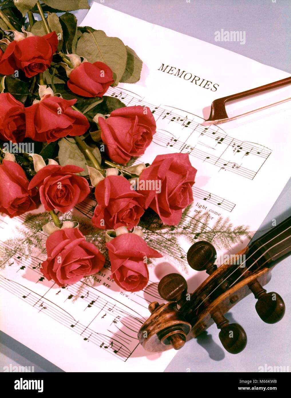 Violin Flowers Stock Photos & Violin Flowers Stock Images - Alamy