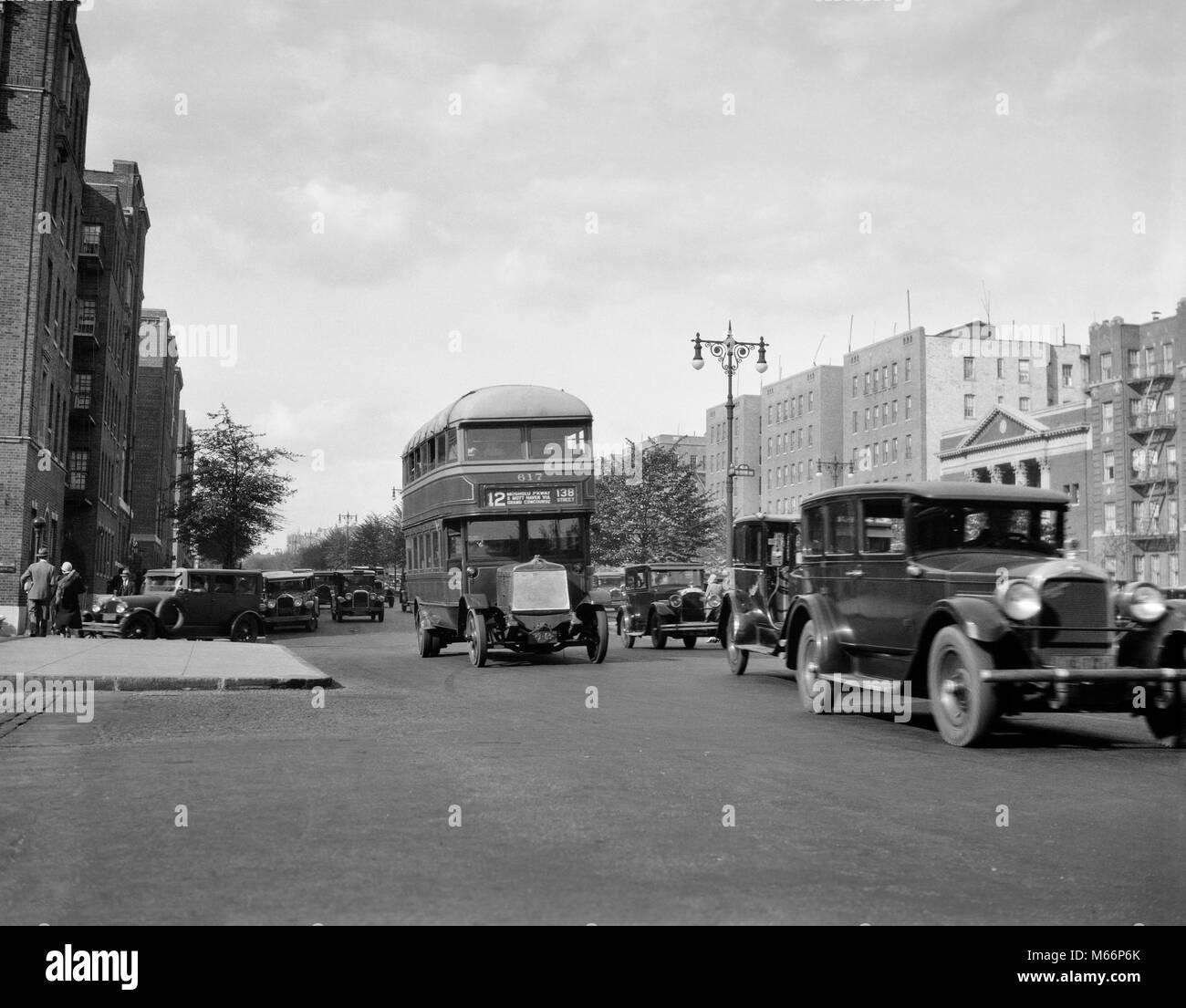 1920s New York City Stock Photos & 1920s New York City