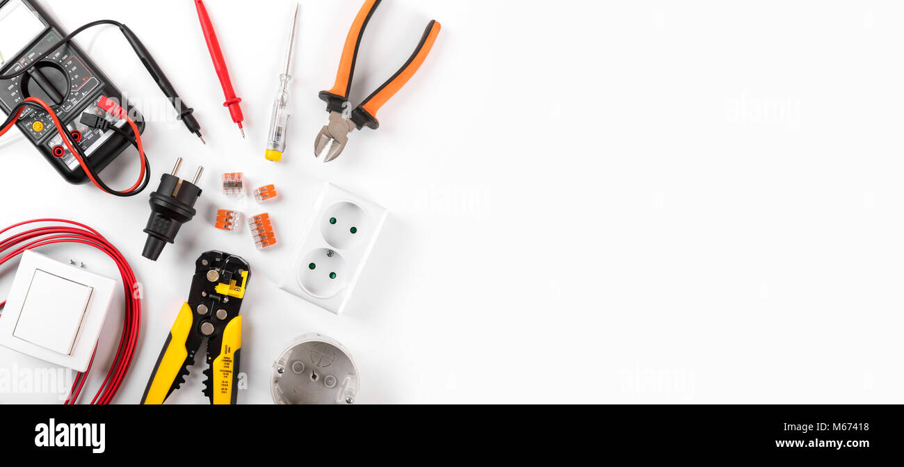 Wiring Electrical House Stock Photos & Wiring Electrical House Stock ...