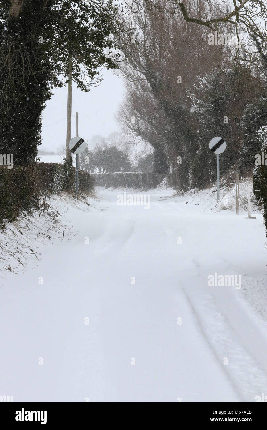 Magheralin County Armagh Northern Ireland 01 March