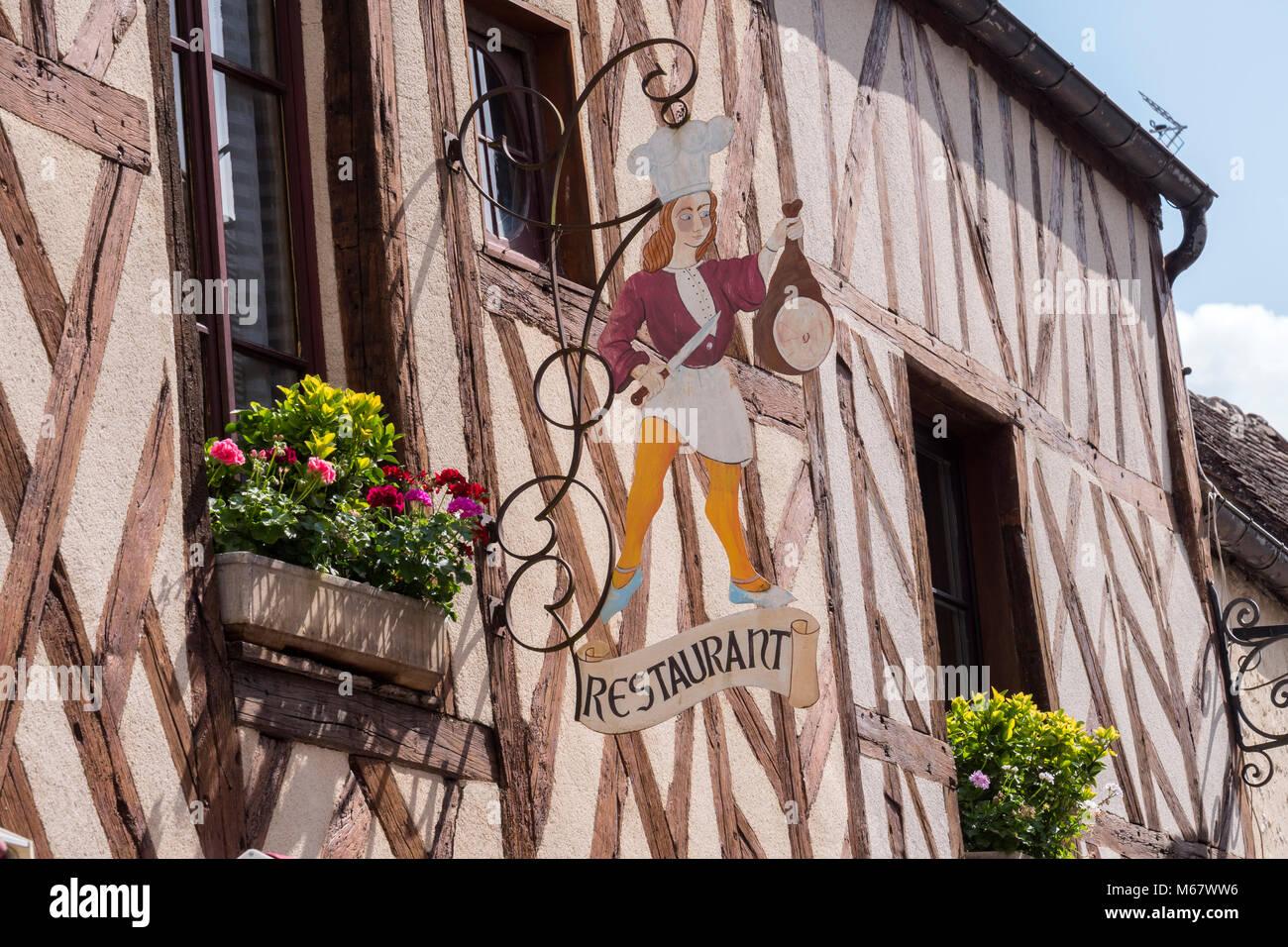 Cite Medieval Provins Seine-et-Marne Ile-de-France France - Stock Image