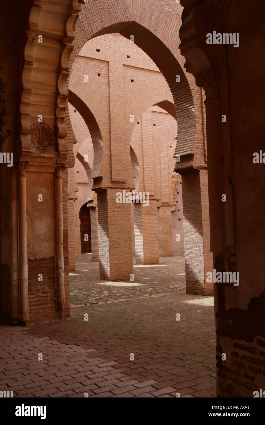 Tinmel Mosque Stock Photo