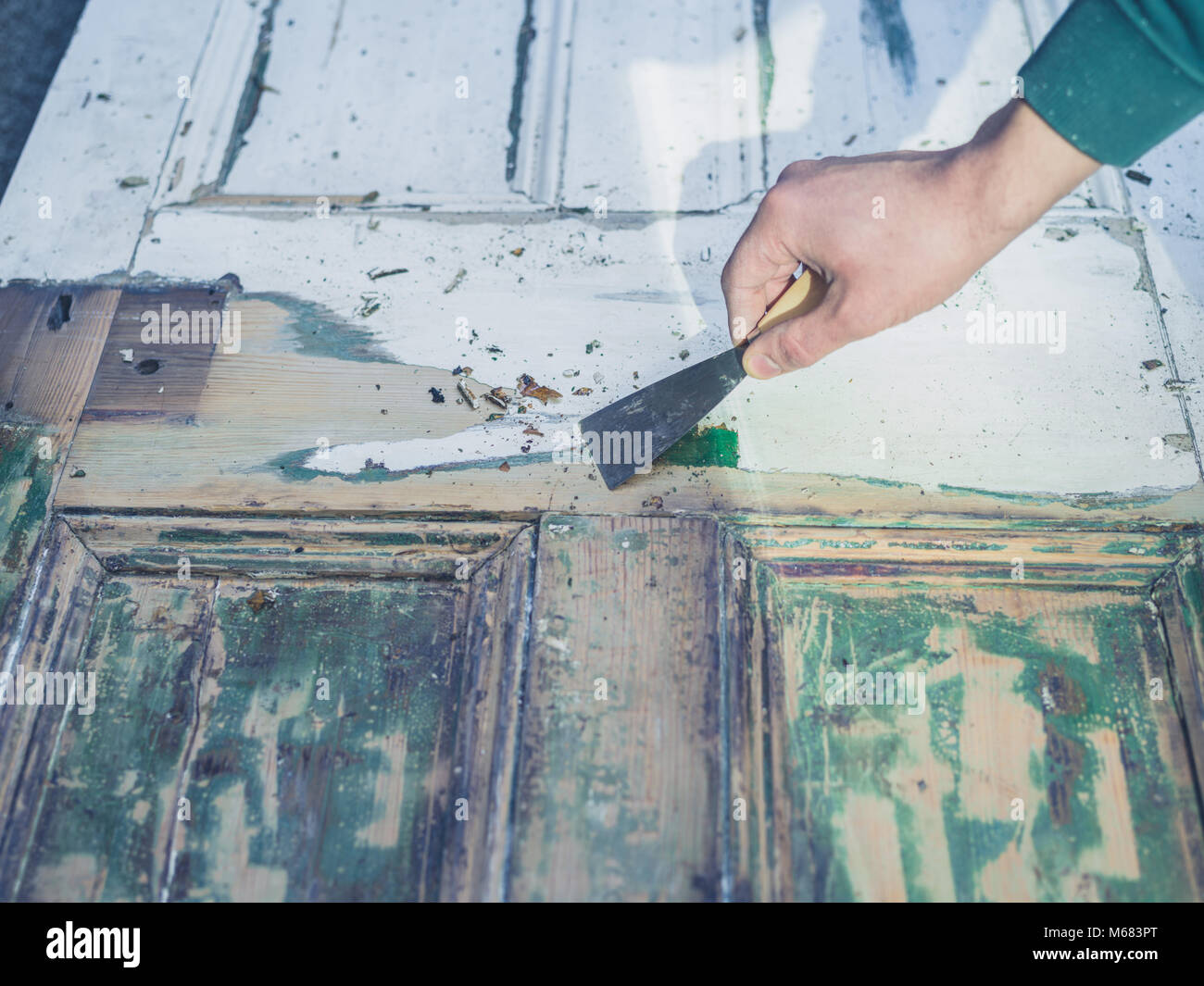 remove paint wood stock photos remove paint wood stock images alamy