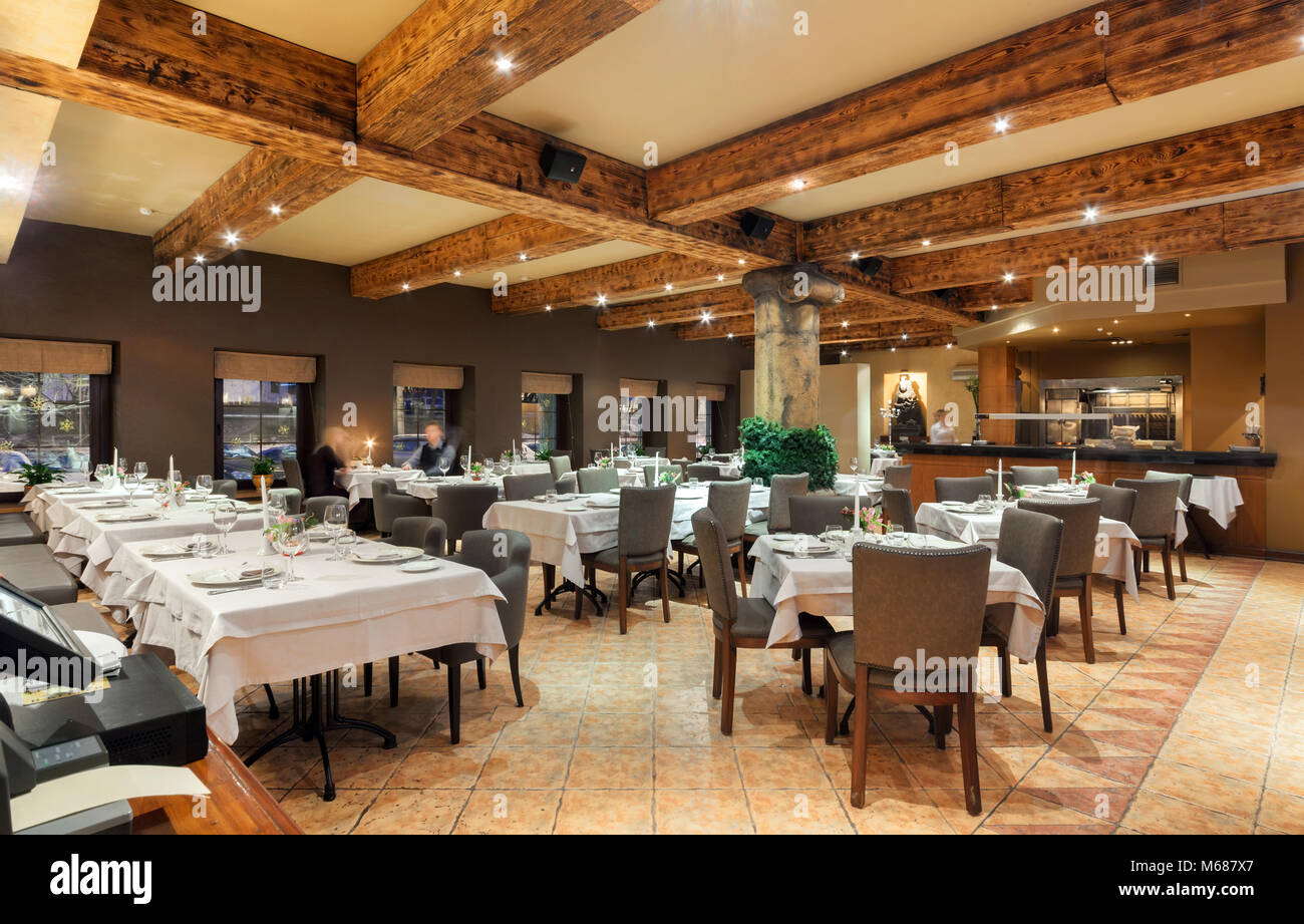 Pakistani Restaurant High Resolution Stock Photography And Images Alamy