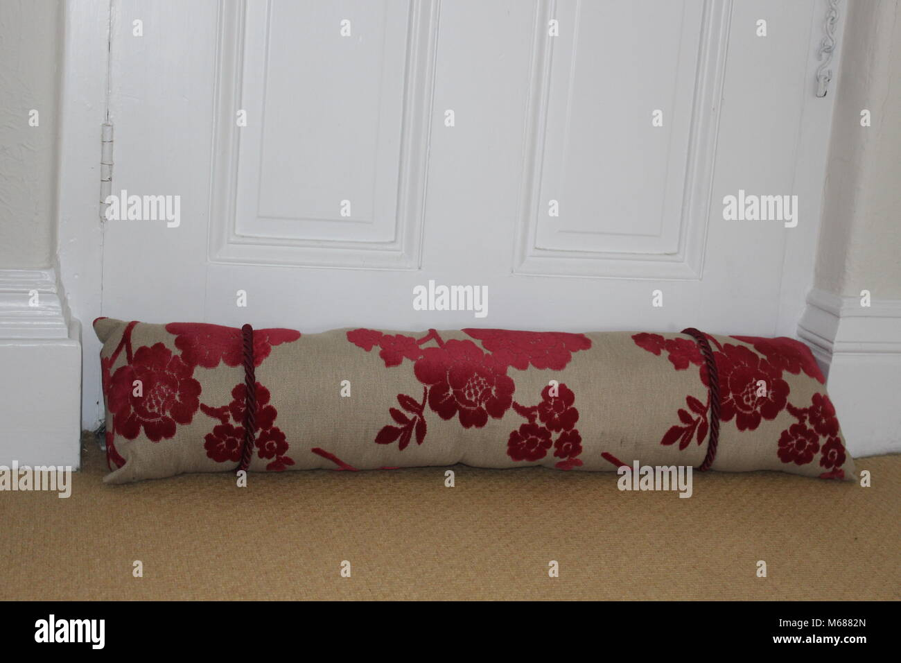 Door Excluder Cushion Amp Wines Design Fabric Draught