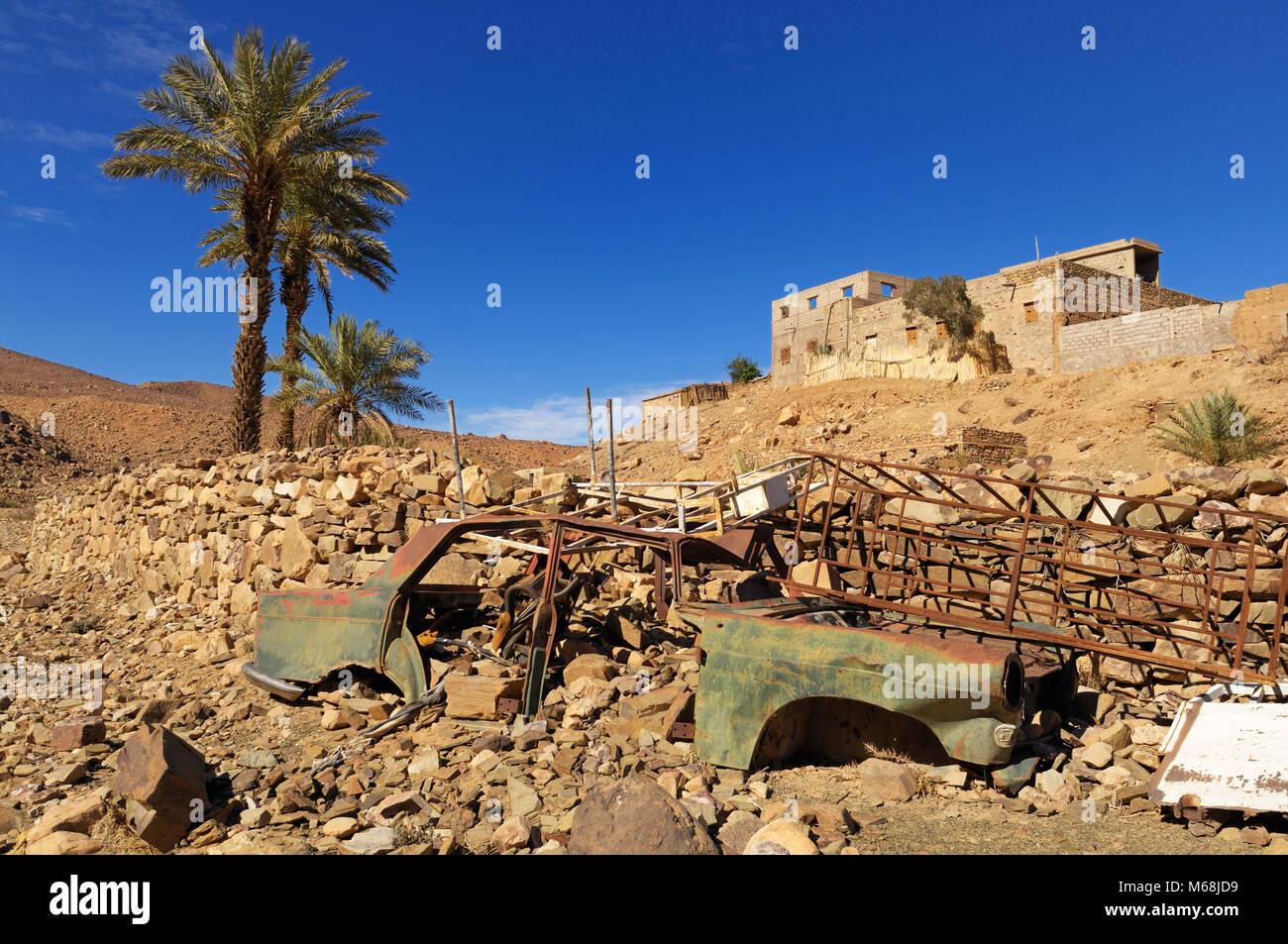 Marokko Stock Photo