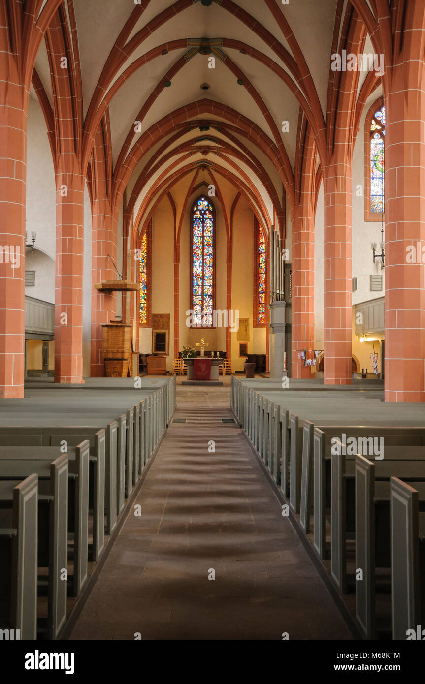 Bad Hersfeld, Hessen, Deutschland, Europa - Stock Image