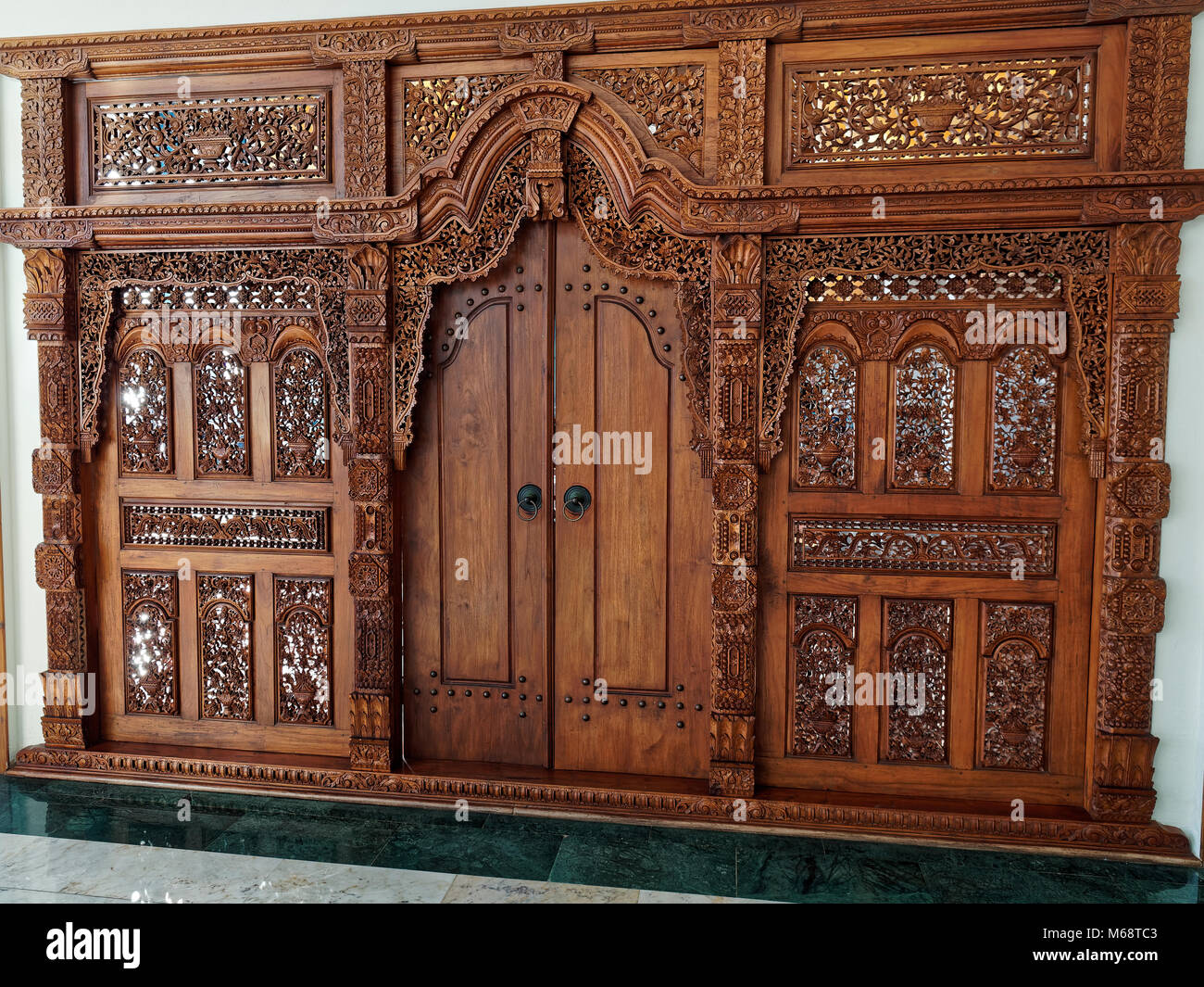 Ornamental Doors Sandos Papagayo Playa Blanca Lanzarote. - Stock Image & Decorative Doors Stock Photos \u0026 Decorative Doors Stock Images - Alamy