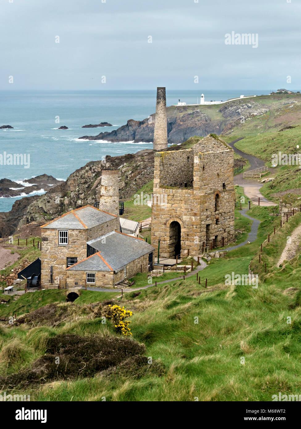 Cornish Mining Stock Photos & Cornish Mining Stock Images - Alamy