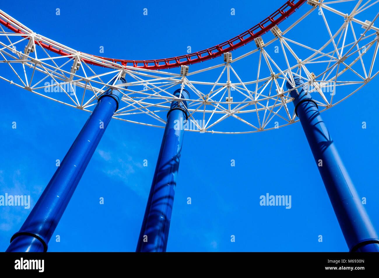 Blackpool - Stock Image