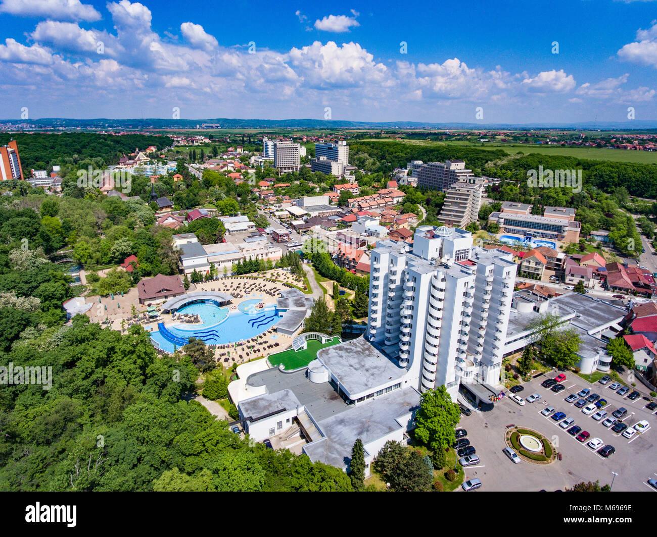 Felix Baths, Romania Medical Spas in Bihor Stock Photo: 175994154 ...