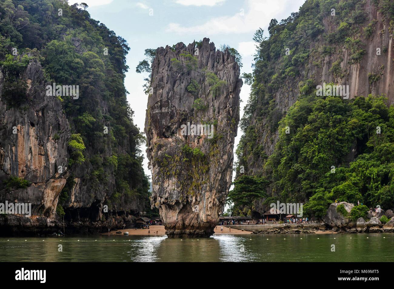 Nice Trip Khaolak Khao Sok Maya Bay James Bond Island