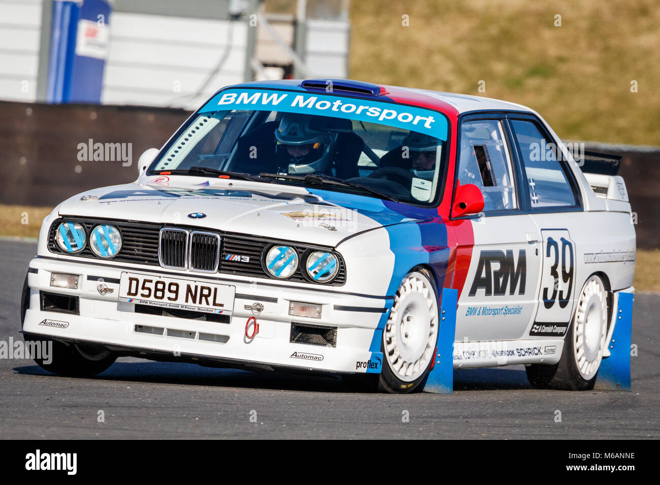 Joe Geach And Christopher Brierley In His Bmw E30 M3 2 5