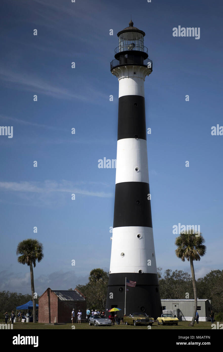 CAPE CANAVERAL LIGHTHOUSE - Florida USAF Working Replica | Lighthouse, Cape  canaveral, Famous lighthouses