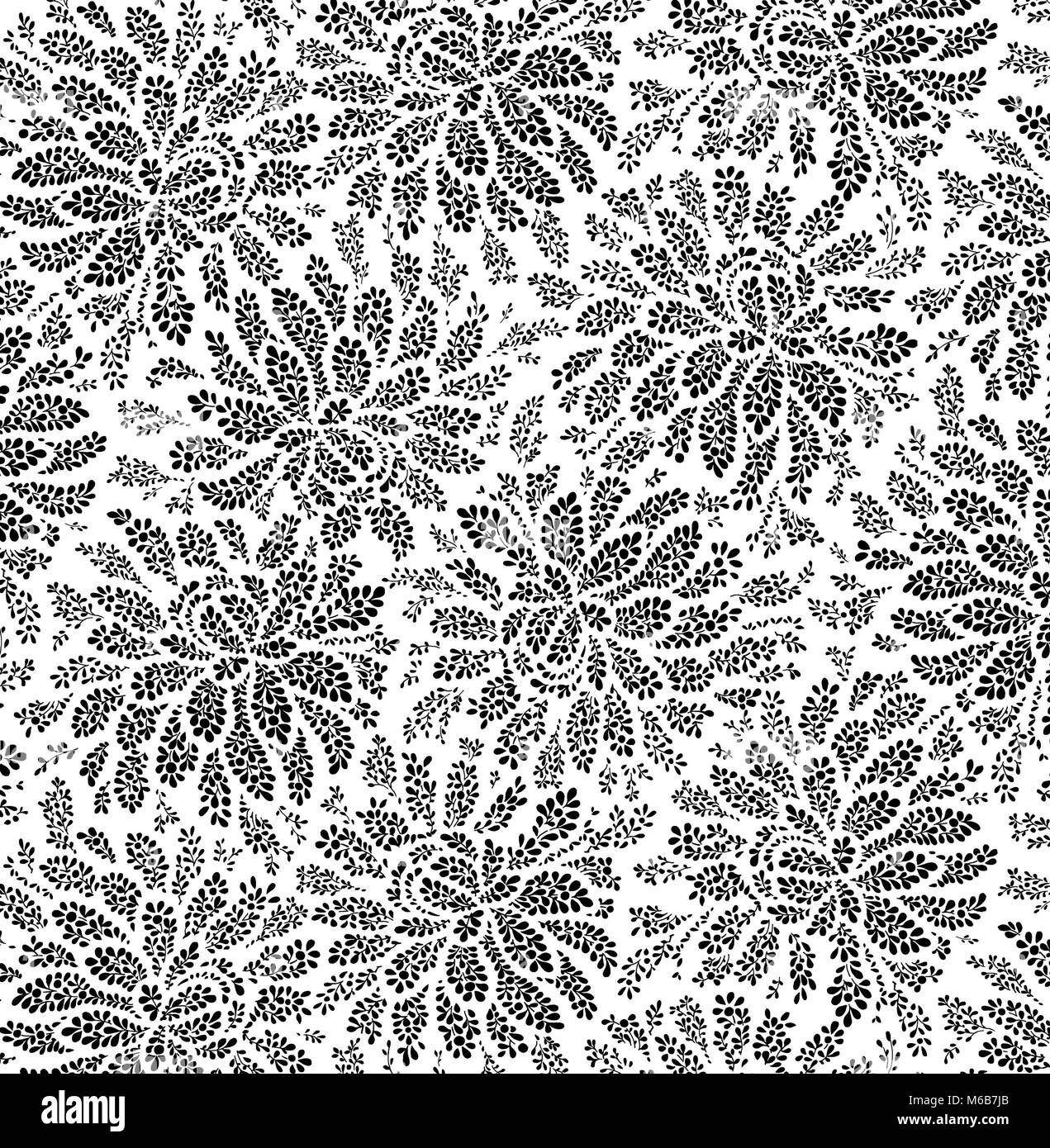 Paisley Pattern Black And White Stock Photos Images Alamy
