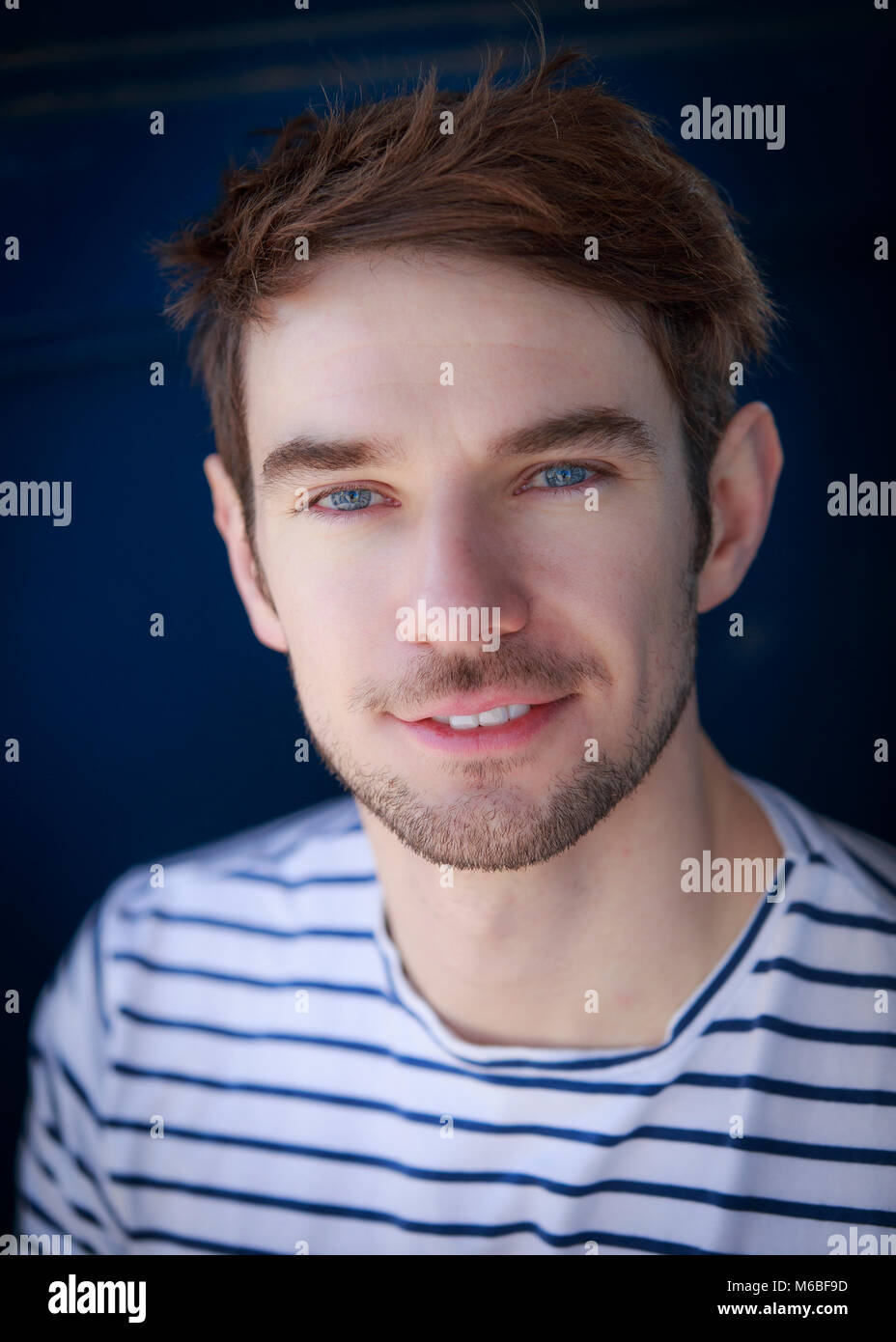 John Oakes, Actor, Headshot © Clarissa Debenham / Alamy - Stock Image