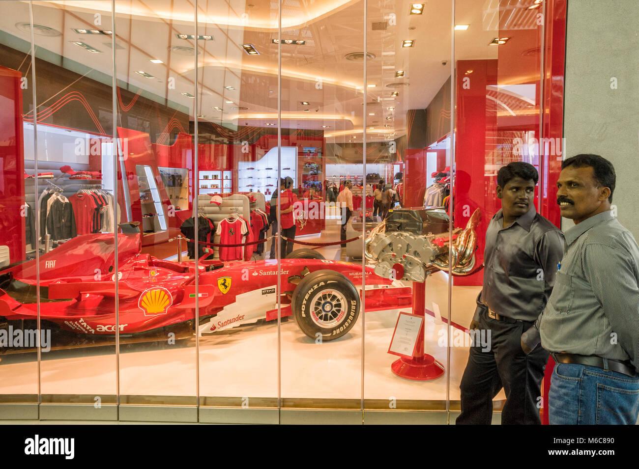 Ferrari Car Inside Stock Photos Ferrari Car Inside Stock Images - Car show sarasota square mall
