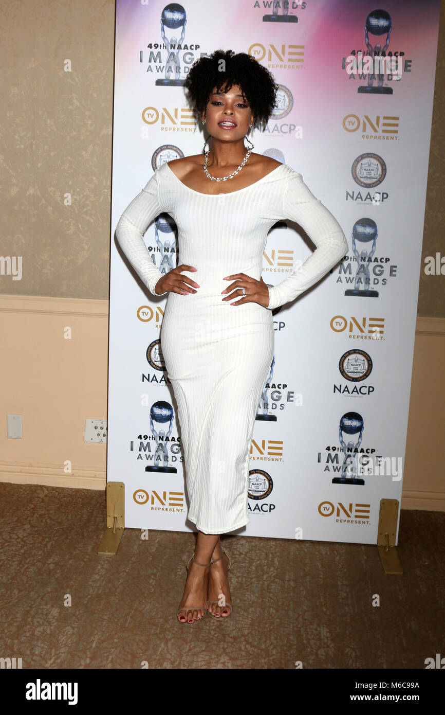 49th NAACP Image Awards Nominees' Luncheon at Beverly Hilton