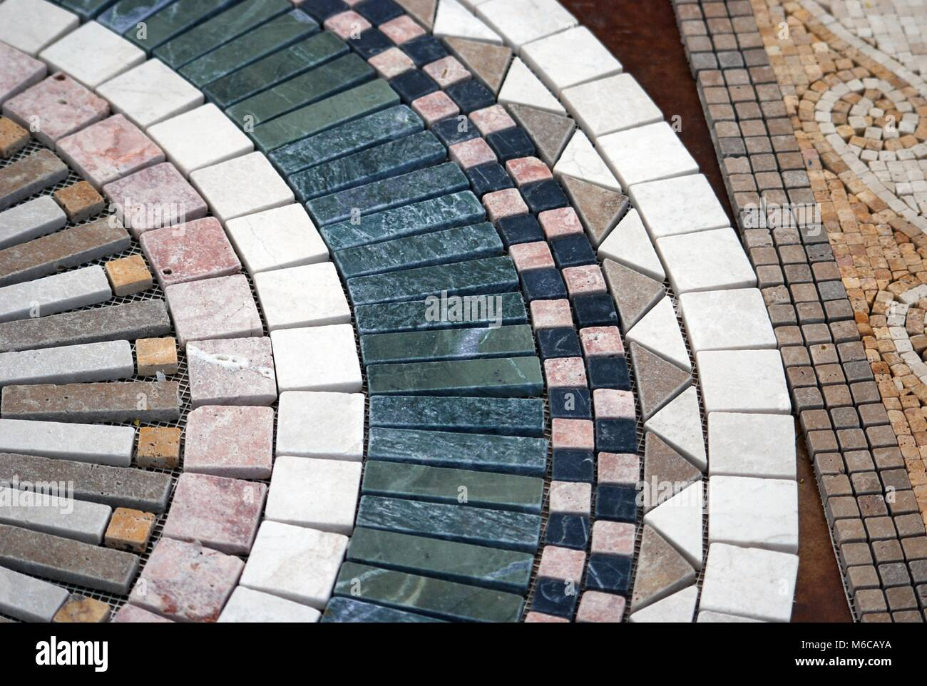 Decorative Ceramic Tiles Stock Photos Decorative Ceramic Tiles