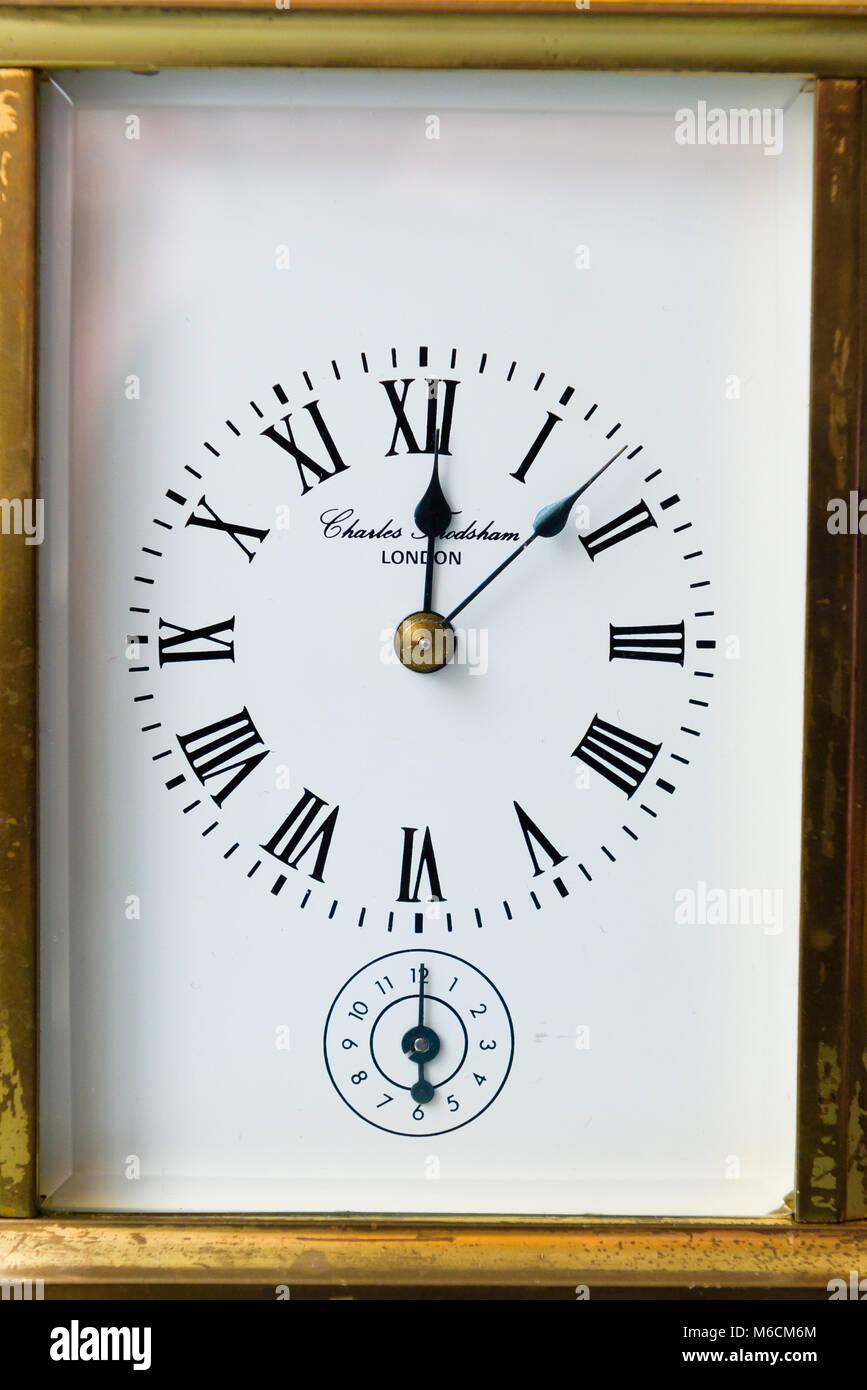 Carriage Clock - Stock Image