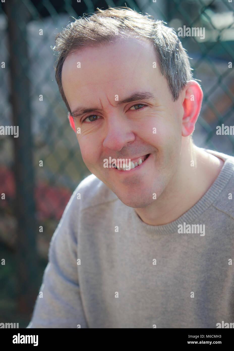 David Anthony Green, Actor, Headshot © Clarissa Debenham / Alamy - Stock Image