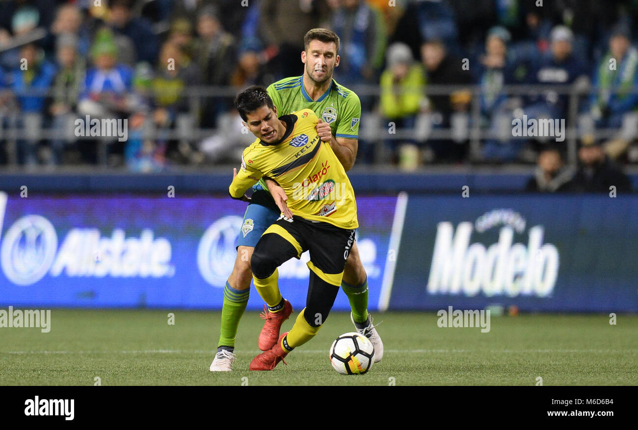 Quinones Stock Photos Images Page 2 Alamy Bros Ju201 March 1 2018 Seattle Washington Us Soccer Forward
