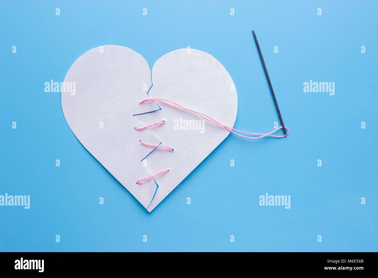 Heal Broken Heart Stock Photos & Heal Broken Heart Stock Images - Alamy