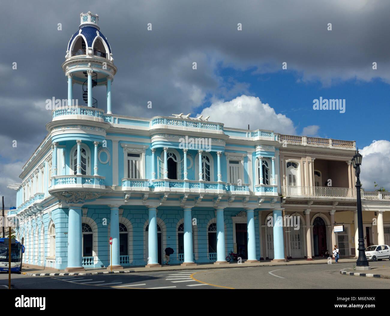 Casa de Cultura Benjamin Duarte - Stock Image