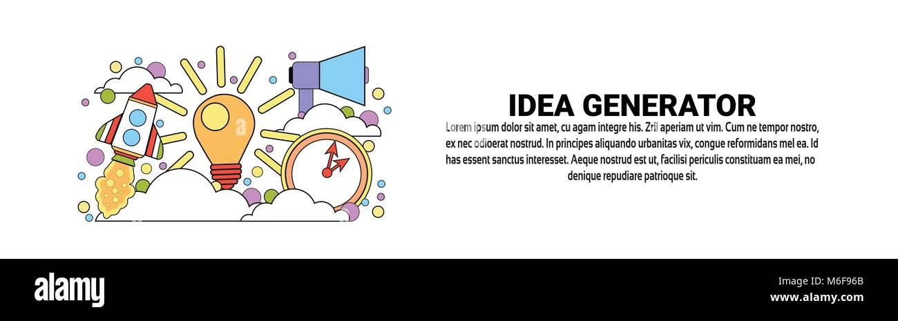 Idea Generator Stock Photos Idea Generator Stock Images
