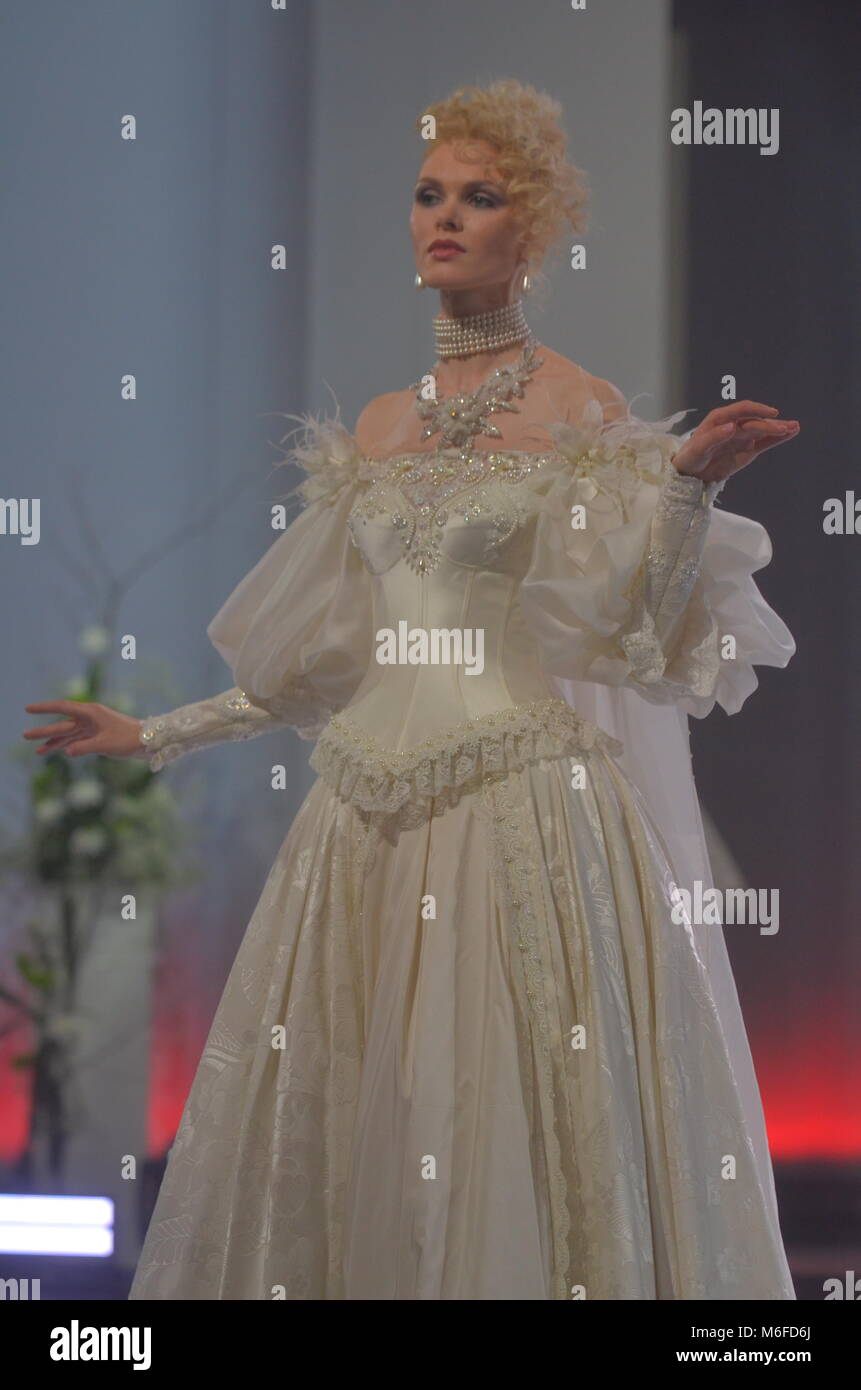 The World Famous Russian Fashion Designer Couturier Vyacheslav Stock Photo Alamy