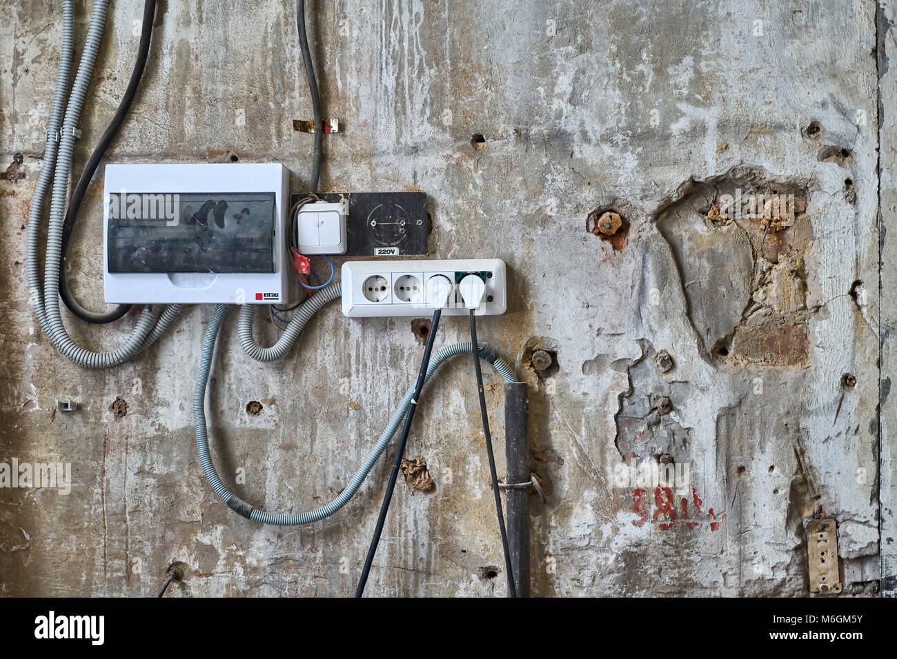Old Wiring Wall - Electrical Drawing Wiring Diagram •