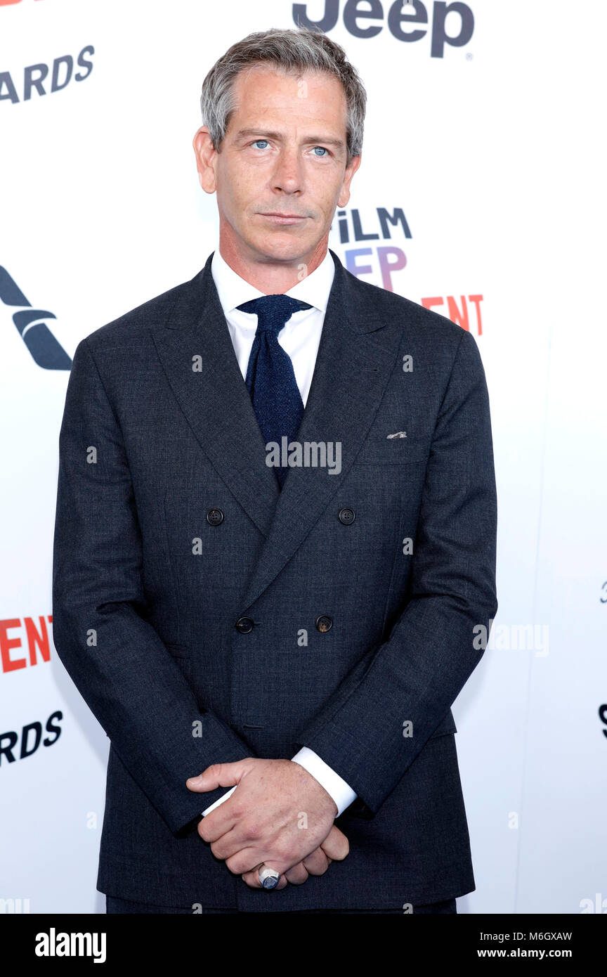 Ben Mendelsohn attending the 33rd annual Film Independent Spirit Awards 2018 on March 3, 2018 in Santa Monica, California. - Stock Image