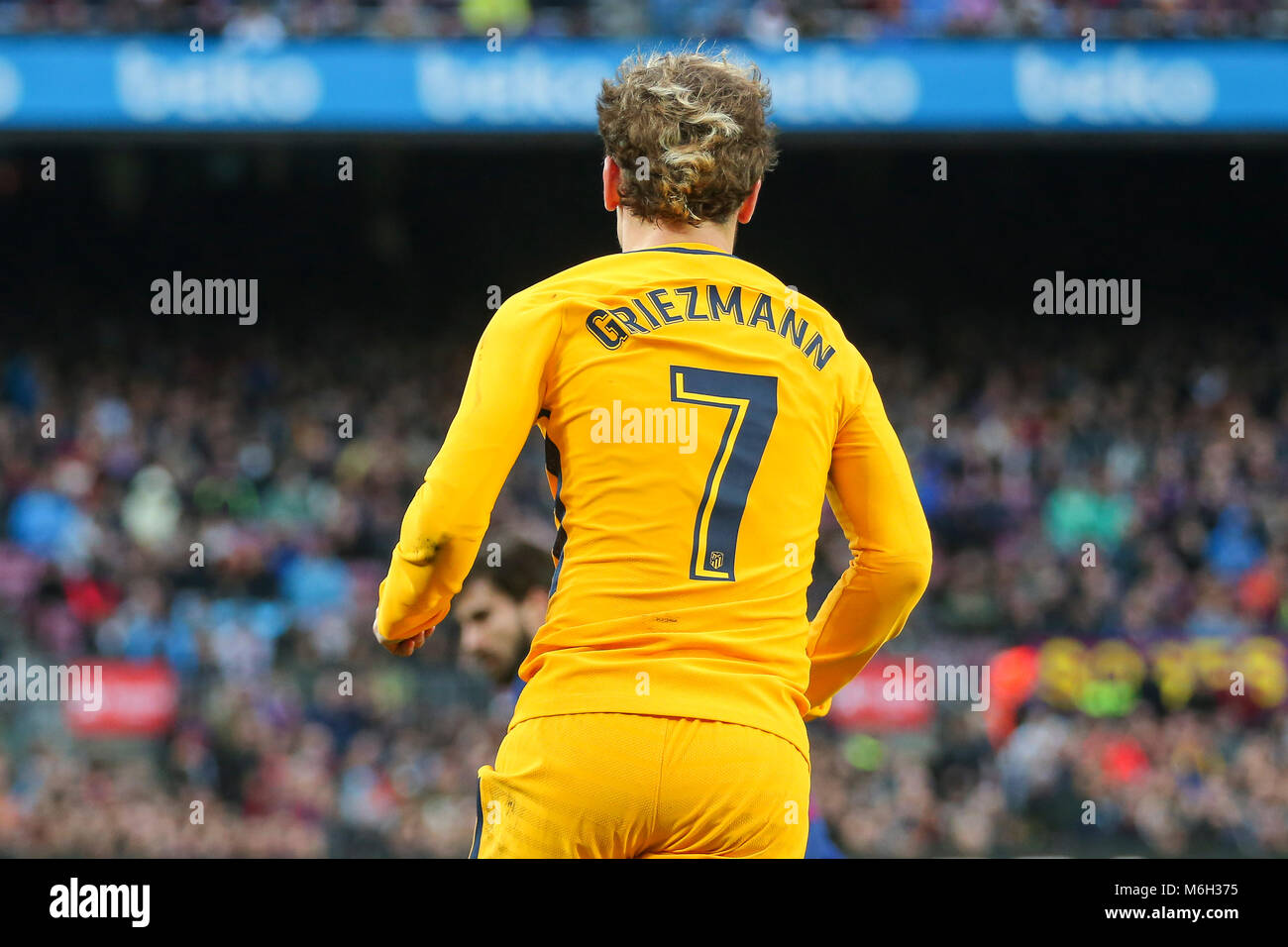 54a741e70c8 Antoine Griezmann 2018 Atletico Madrid Stock Photos   Antoine ...