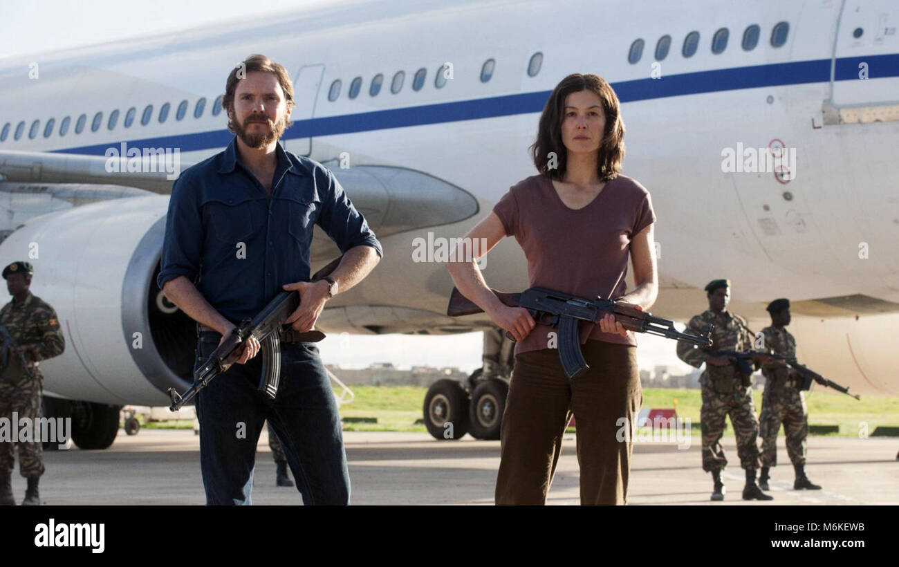 Entebbe (titled 7 Days in Entebbe in the US) is an upcoming British crime thriller film directed by Jose Padilha - Stock Image