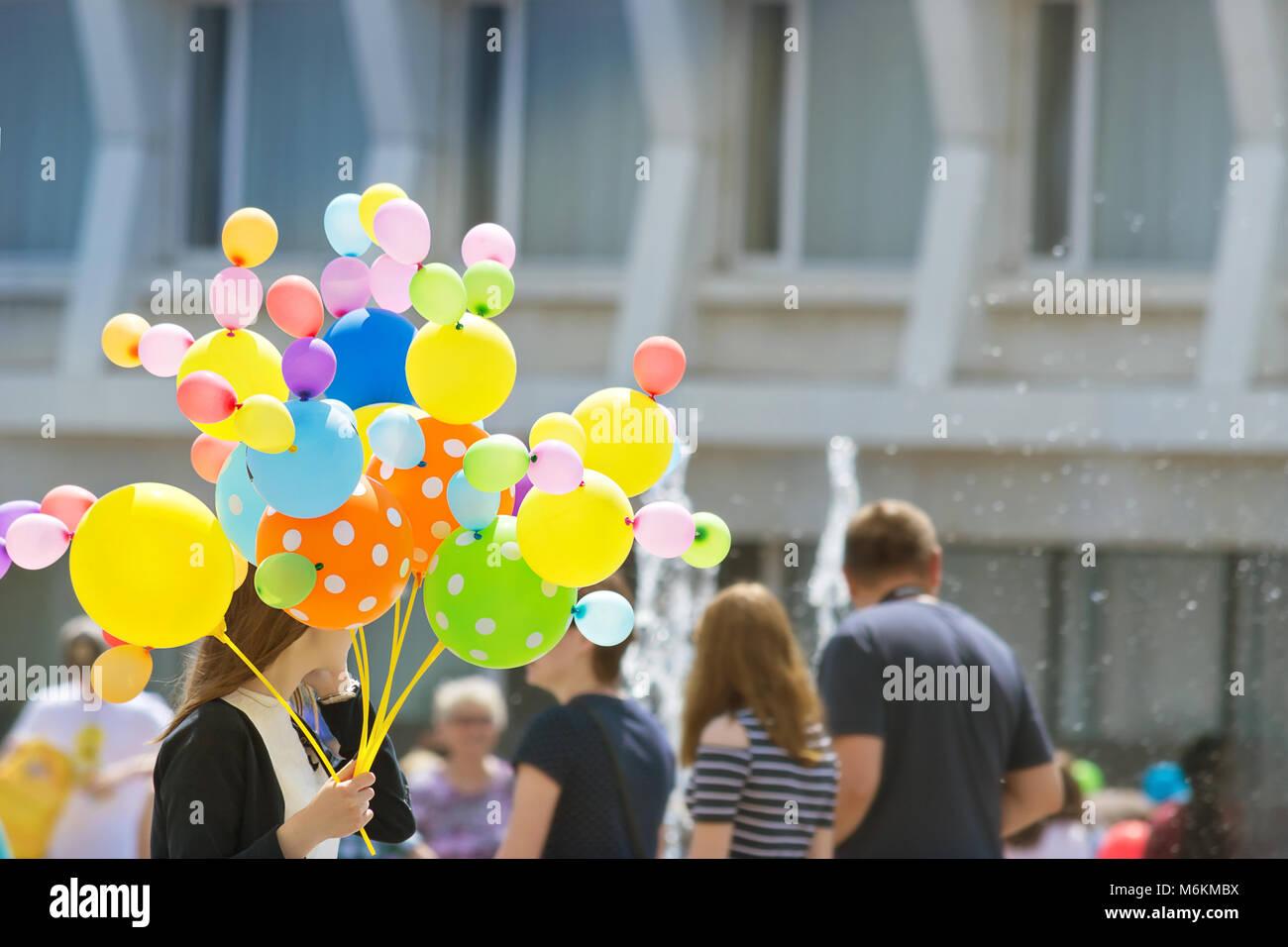 Russia Ulyanovsk city Day June 12 2017