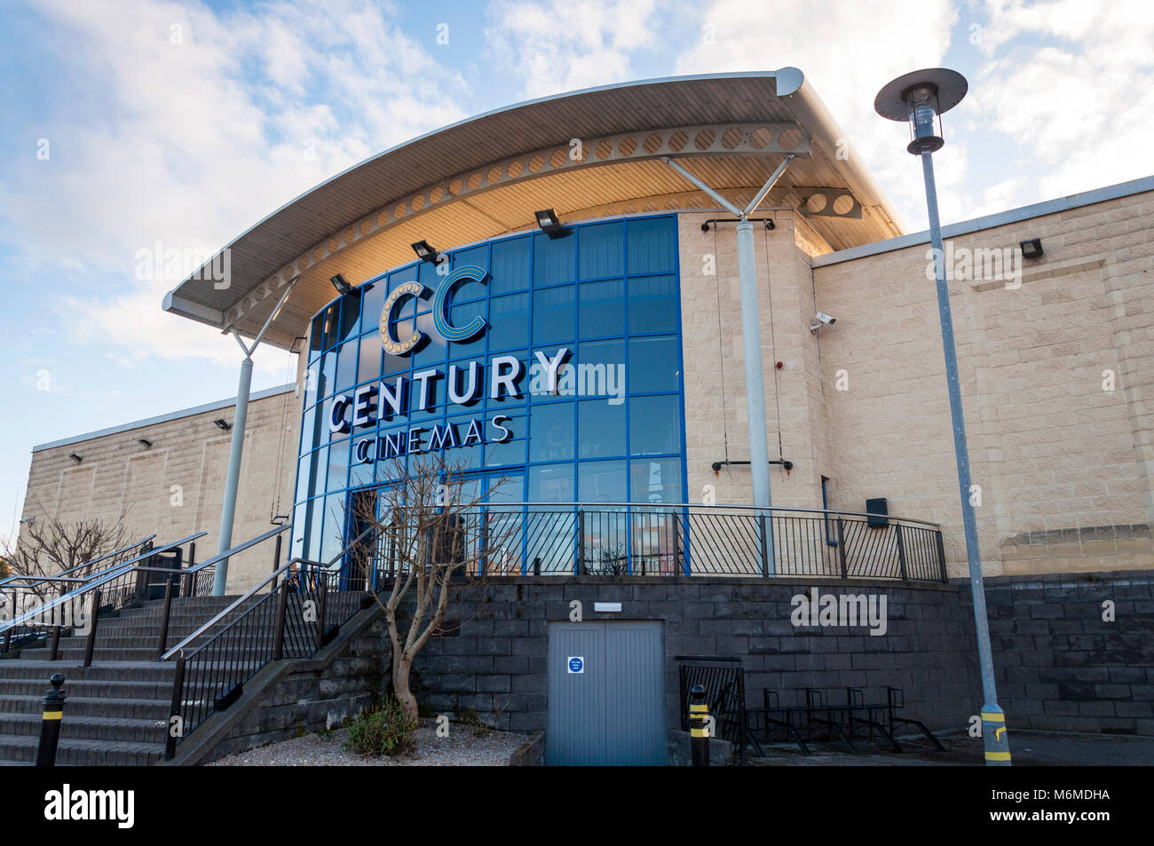 Century Cinemas complex in Letterkenny, County Donegal