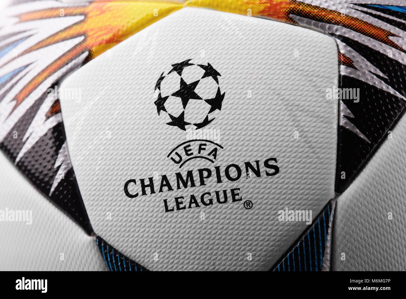 adidas Finale 18 Kiev UEFA Champions League Match Ball