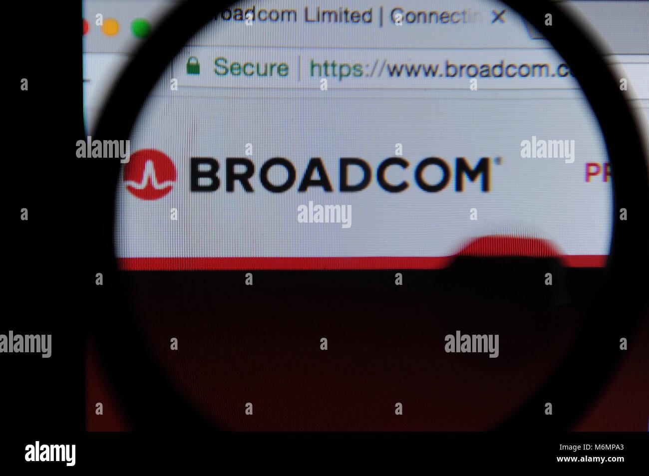 Broadcom Stock