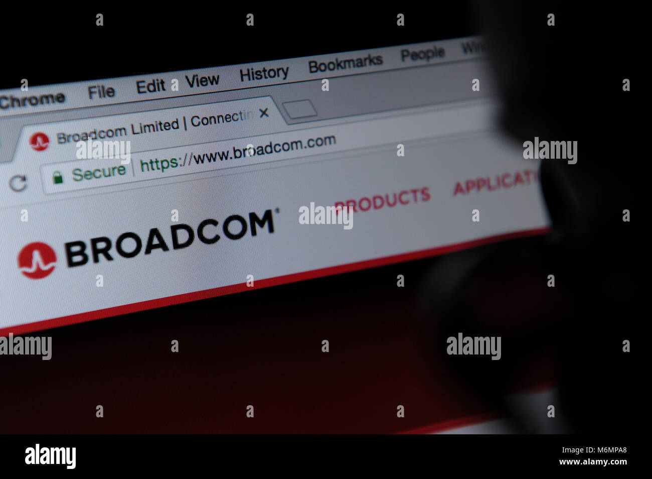 Broadcom Stock Photos & Broadcom Stock Images - Alamy