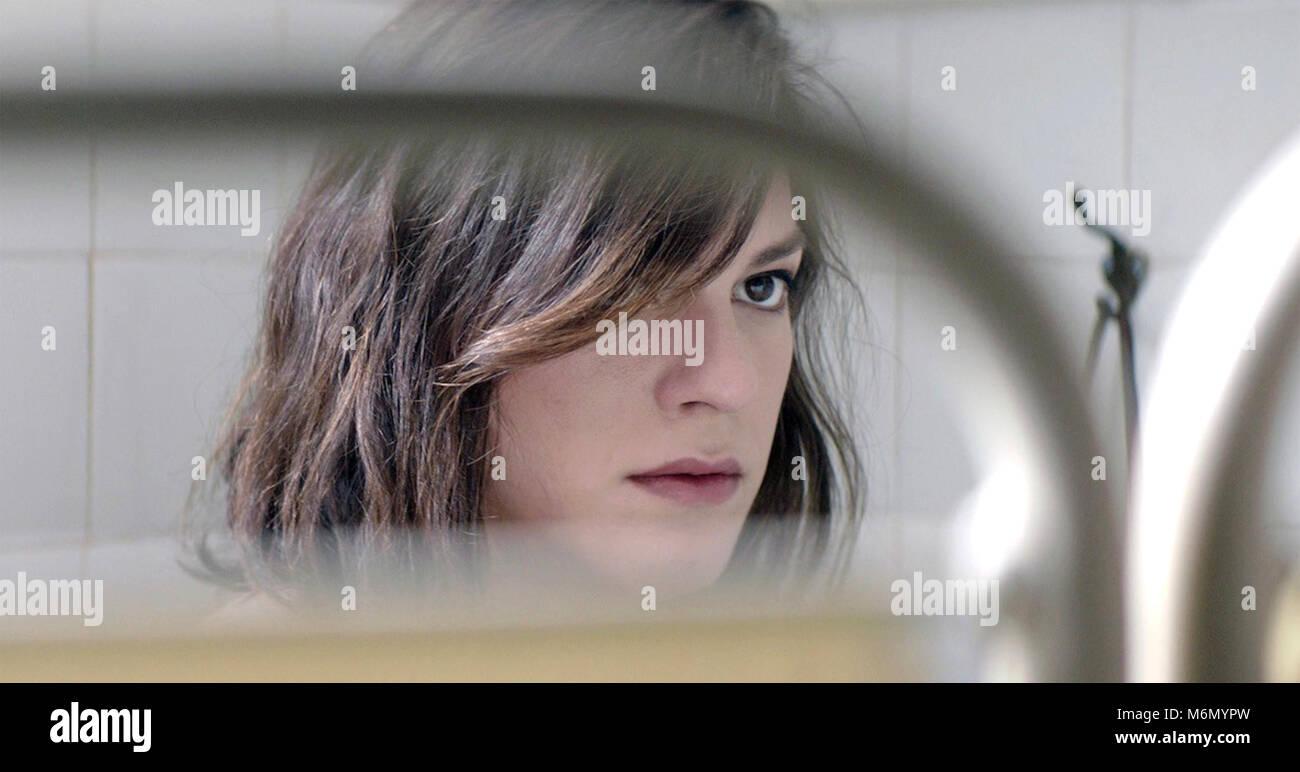 A FANTASTIC WOMAN 2017 Participant Media film  with Daniela Vega - Stock Image