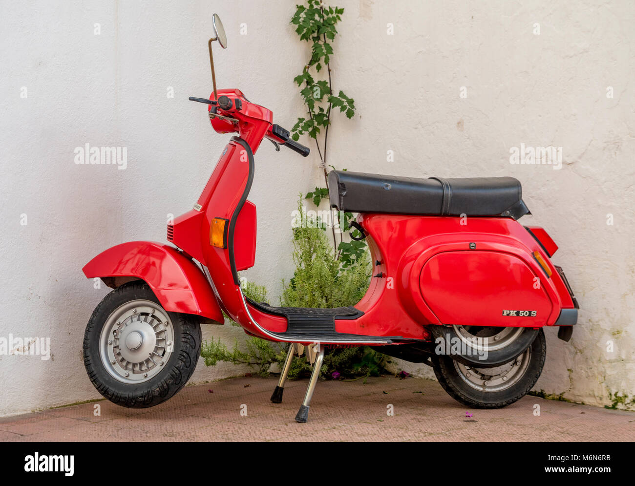 vespa stock photos vespa stock images alamy. Black Bedroom Furniture Sets. Home Design Ideas