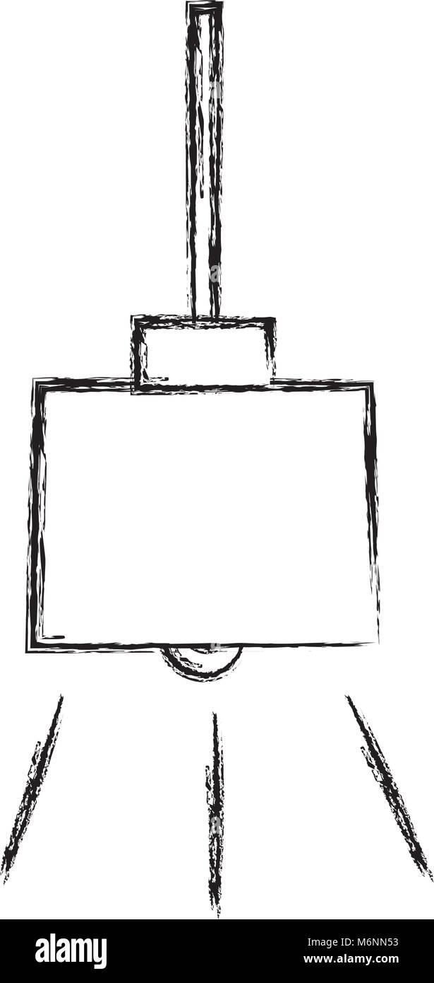 elegant office lamp hanging - Stock Image