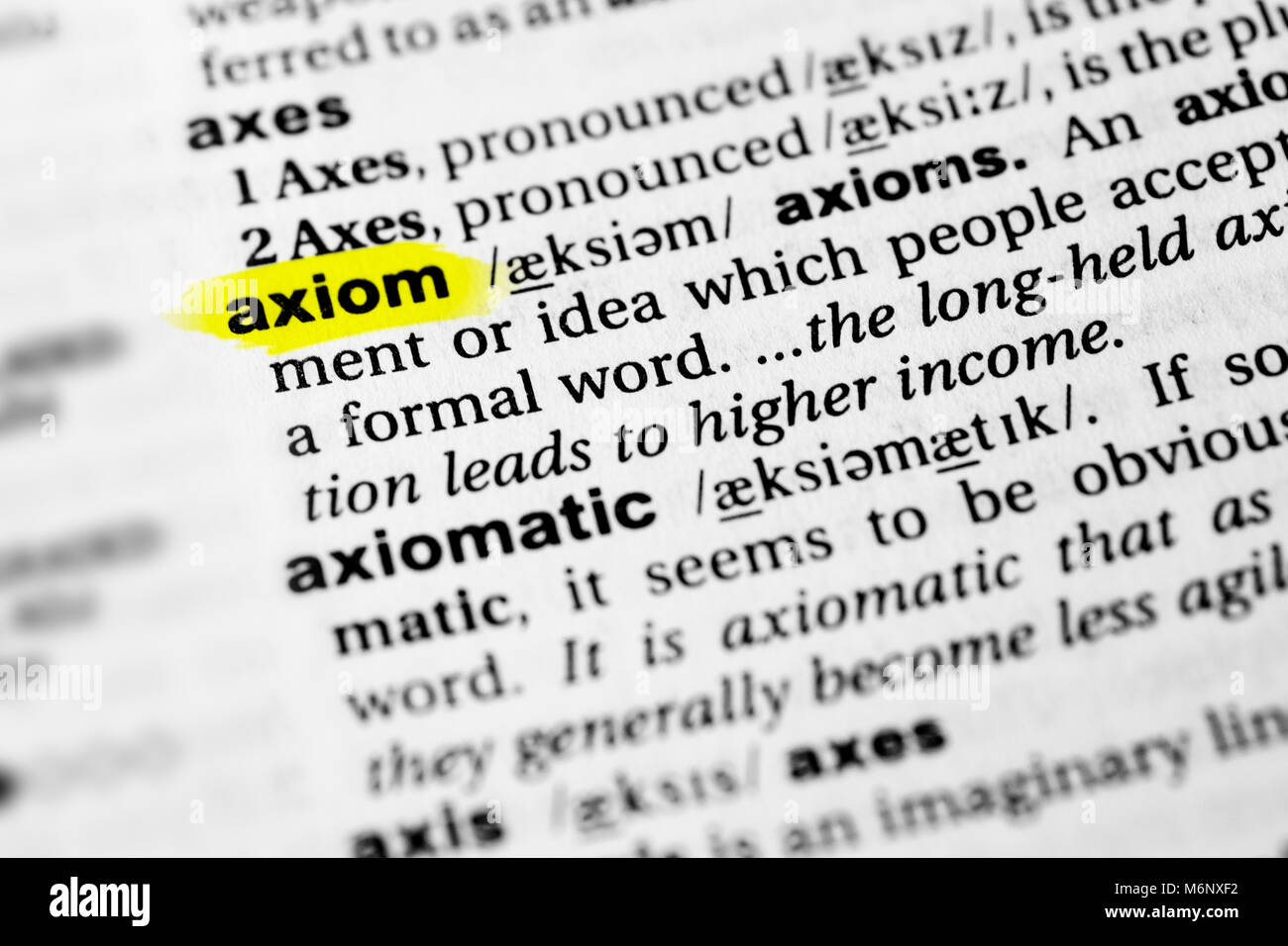 Axiom Stock Photos & Axiom Stock Images - Alamy