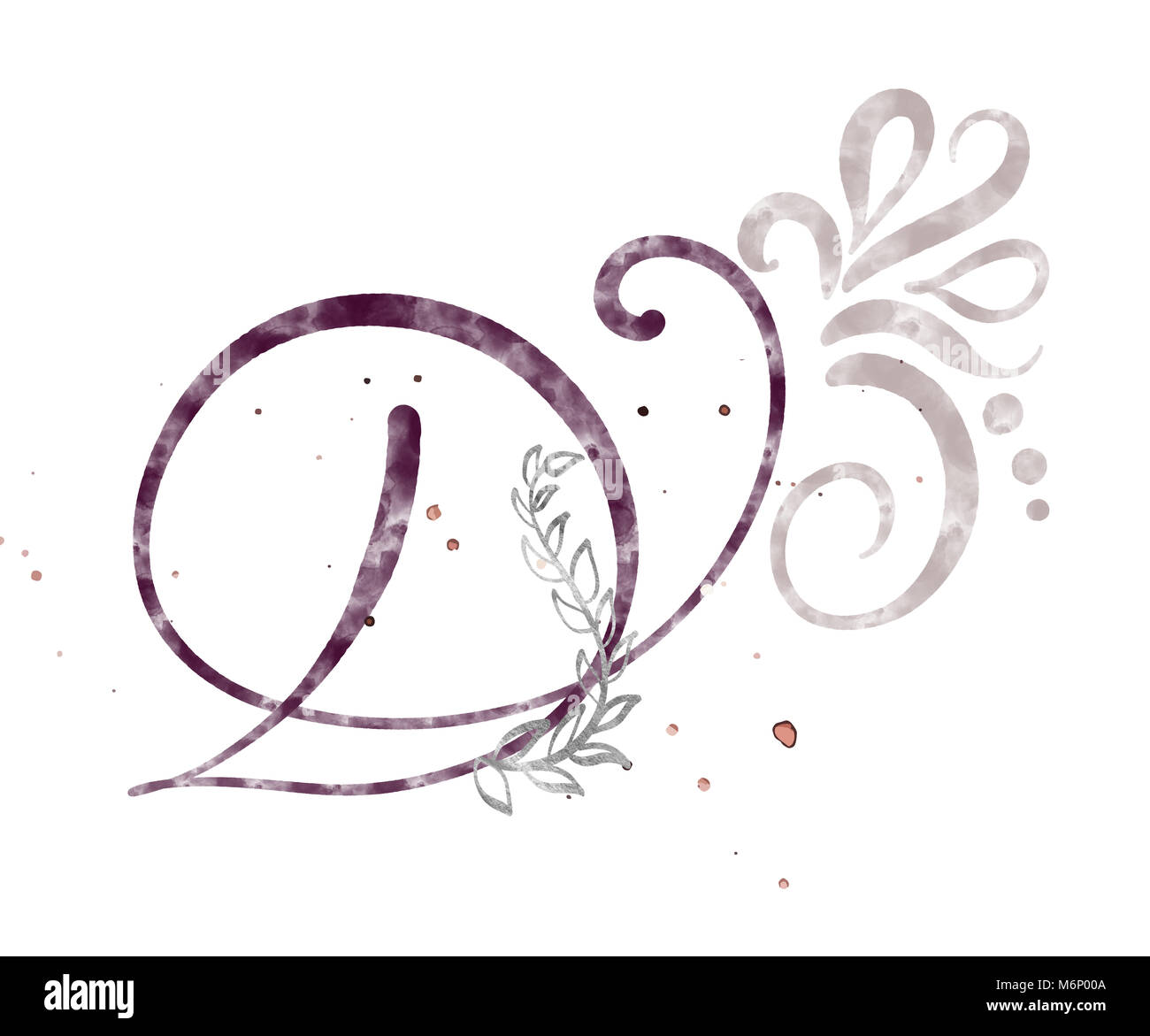 Letter D Cut Out Stock Images & Pictures - Alamy