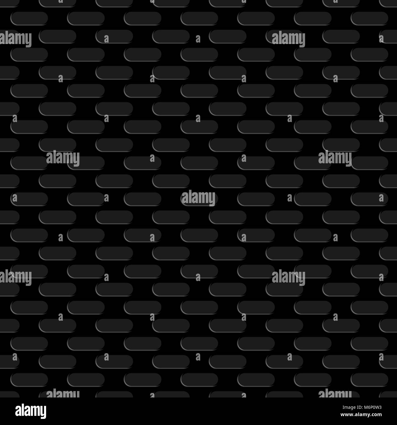 Dark Abstract Background Seamless Metal Texture With Holes