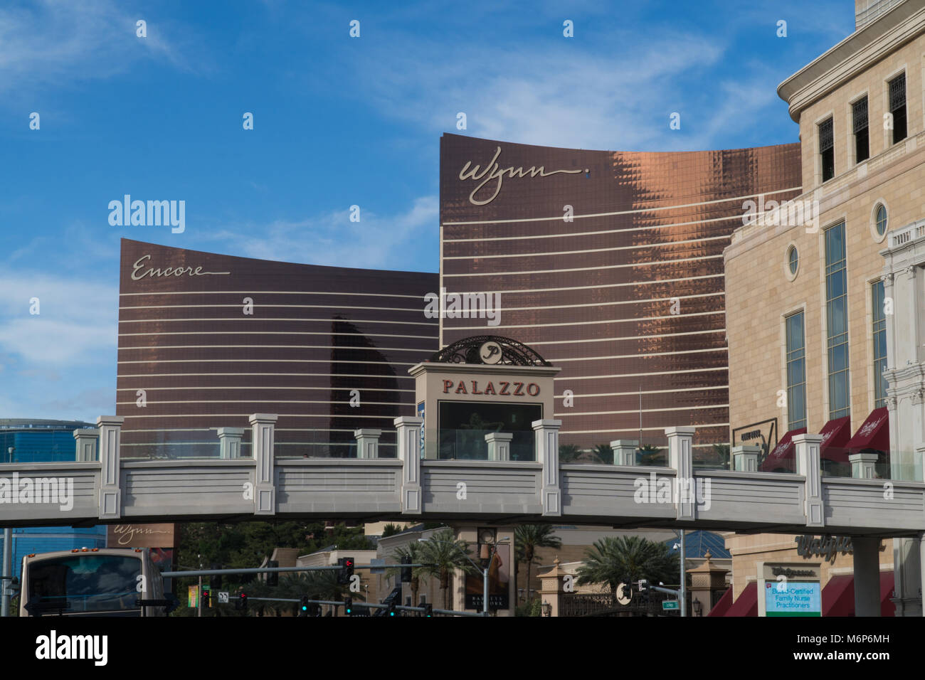 Las vegas usa circa 2017 encore and wynn resort casino hotels in las vegas usa circa 2017 encore and wynn resort casino hotels in nevada luxury vacation travel destination suite room stay upscale expensive cli freerunsca Image collections