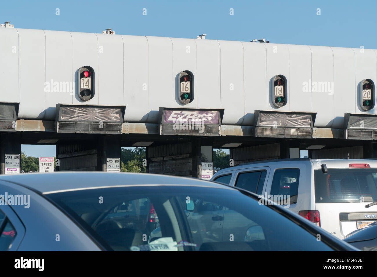 New Jersey Turnpike Stock Photos & New Jersey Turnpike Stock Images