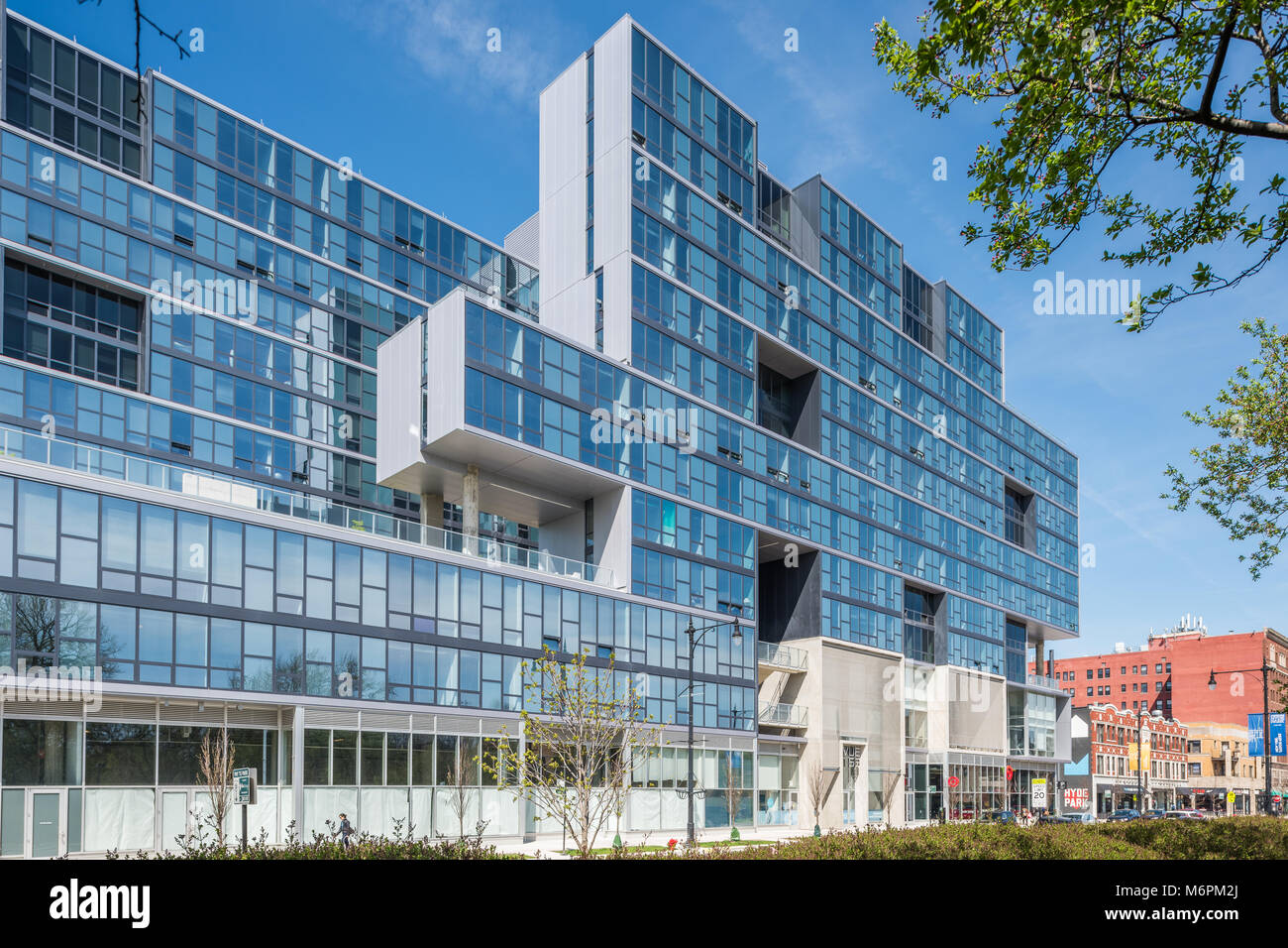 vue 53 building in the hyde park neighborhood stock photo alamy alamy